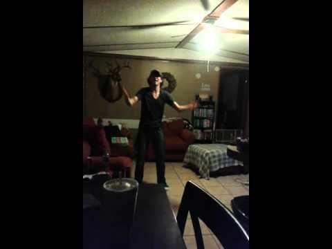 Micheal Knight karaoke