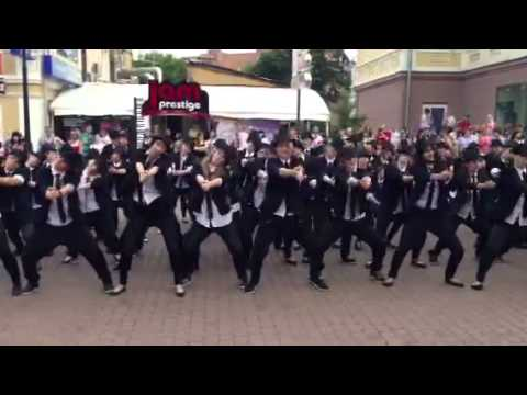 Флешмоб Майкл Джексон25.06.2013 Нижний Новгород