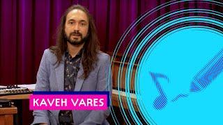 Maak kennis met...Kaveh Vares