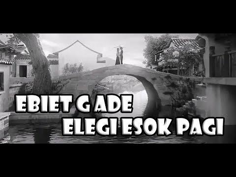 Ebiet G Ade - Elegi Esok Pagi ( Animated Cover )