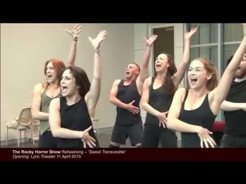 Sweet Transvestite Rehearsal by MegaphoneOZ