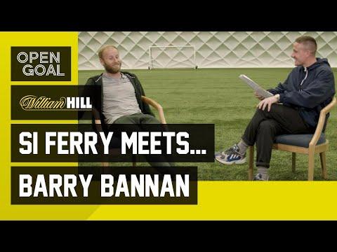 Si Ferry Meets... Barry Bannan | O'Neill Villa Days, Holloway at Blackpool, Scotland Caps, Sheff Wed