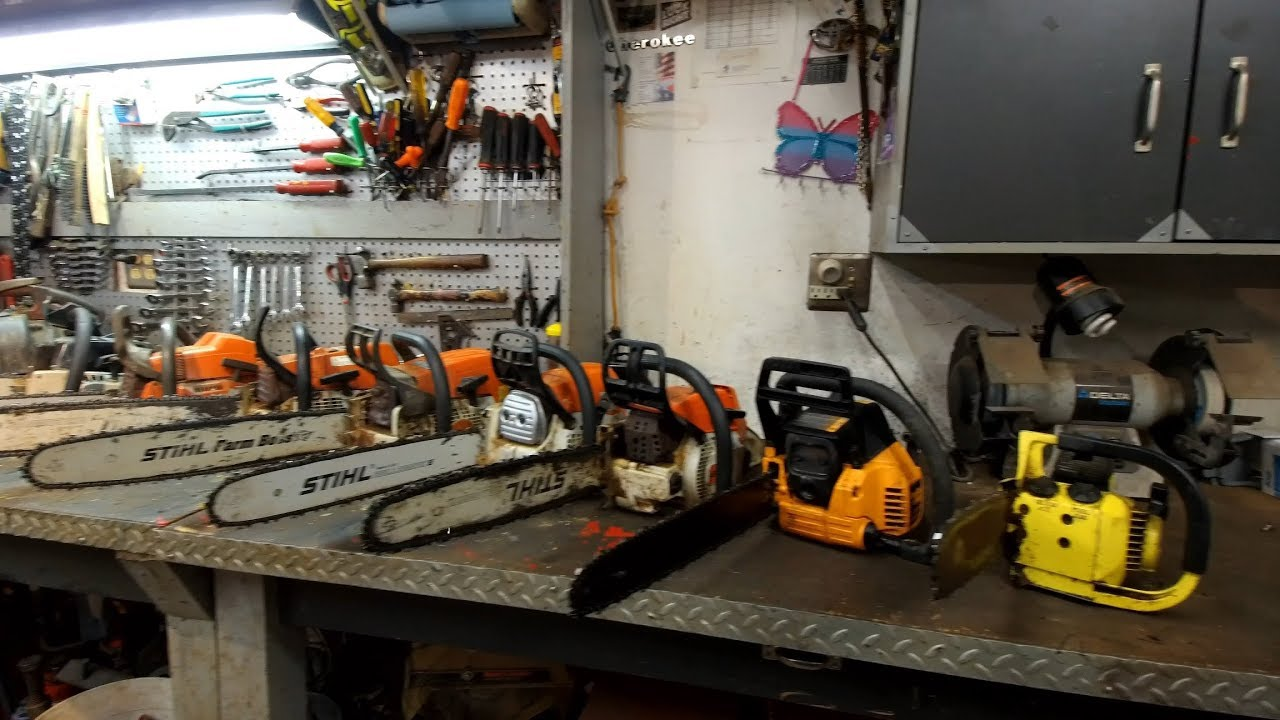 fixing-and-talking-about-chainsaws