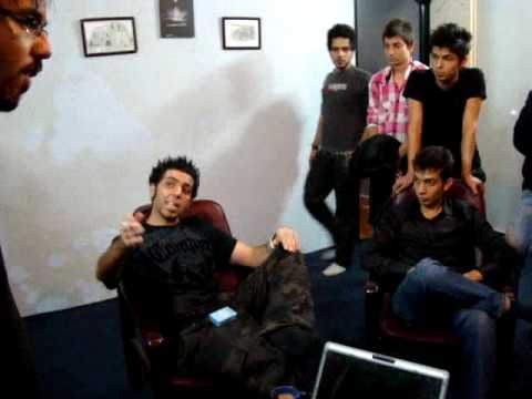 Sahand Quazi In Mashhad 051  - Part 1 ( Persian Hip Hop Documentry )
