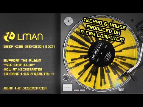SID Chip Club: Vinyl album - real c64 house & techno by LMan