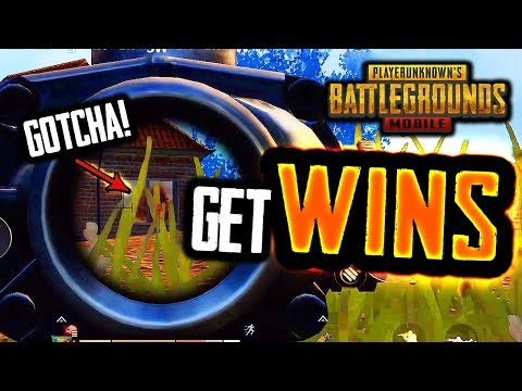 KEY TIPS & TRICKS TO WIN IN PUBG Mobile