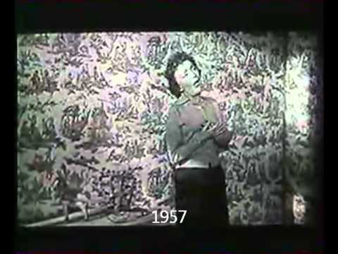 EDITH PIAF - LIVE 1950 - 1963