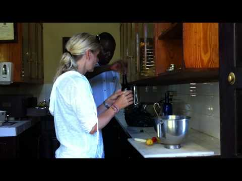 How to make a real Jamaican Bloody Mary-Bluefields Bay Villas