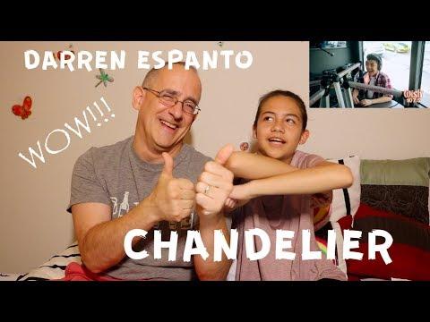 Darren Espanto - Chandelier(Sia) LIVE cover on Wish FM 107.5 Bus | REACTION