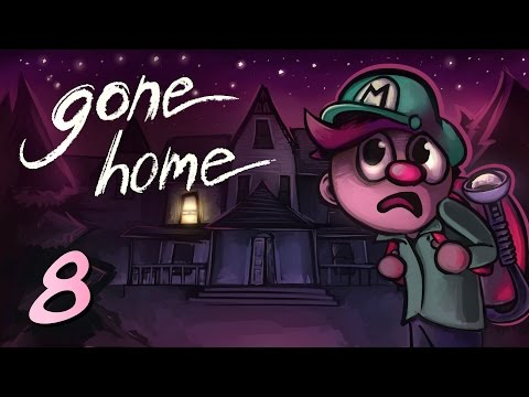 ♥︎ Gone Home - Part #8 [The First Mate] Max Plays