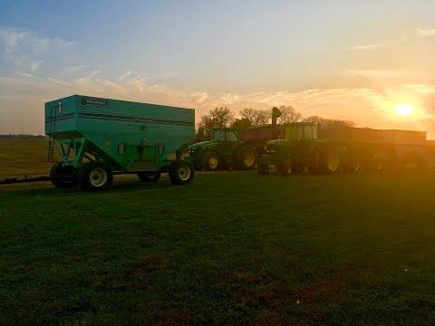 2017 South Dakota Corn Harvest, November 4th, Final day of harvest