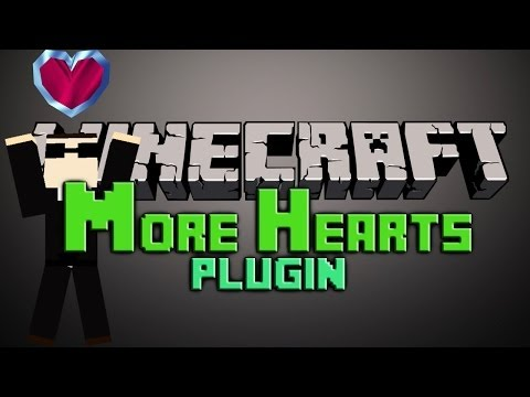 more hearts minecraft plugin