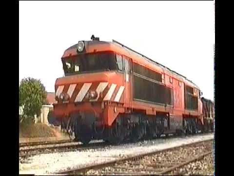Big Orange Portuguese Diesels.mpg