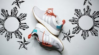 ADIDAS NMD R2 SUMMER // Cooling Technology?