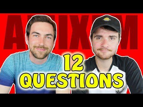 Amixem en 12 questions