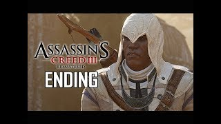 ASSASSIN'S CREED 3 REMASTERED Walkthrough Part 28 - ENDING + EPILOGUE (AC3 100% Sync Let's