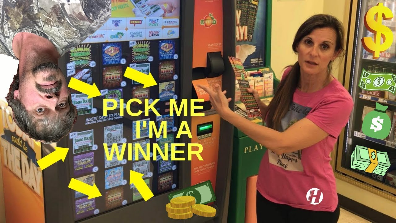 SCRATCH OFF LOTTERY TICKETS - How to WIN! [2018]