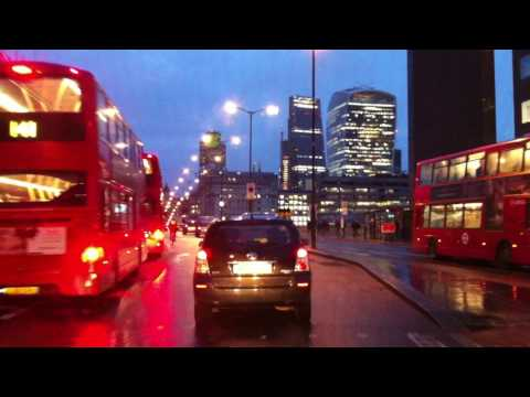 London Streets (592.) - Lambeth - Southwark - Borough - London Bridge - Fenchurch Street
