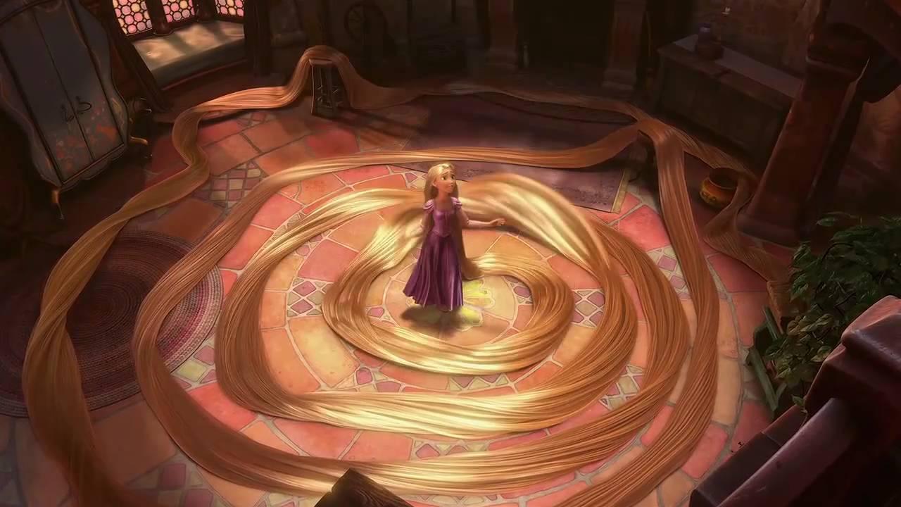 Rapunzel L Intreccio Della Torre Rapunchioma Youtube