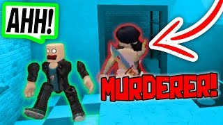HOW TO ALWAYS KNOW WHO THE MURDERER IS!! (Roblox Murder Mystery 2)