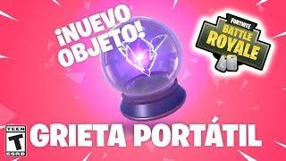 Video de ? ESPERANDO!! *NUEVA GRIETA PORTÁTIL* Y *NUEVO MODO* +795 WINS! - FORTNITE Battle Royale