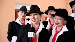 """U News. Завершающий этап конкурса """"Большие танцы"""""""