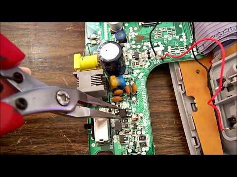 Uniden sse25 repair
