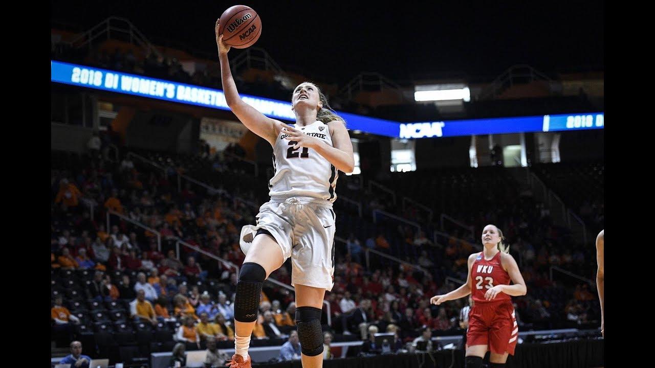 0e5cc45bf24 Highlights: Oregon State women's basketball races past Western Kentucky