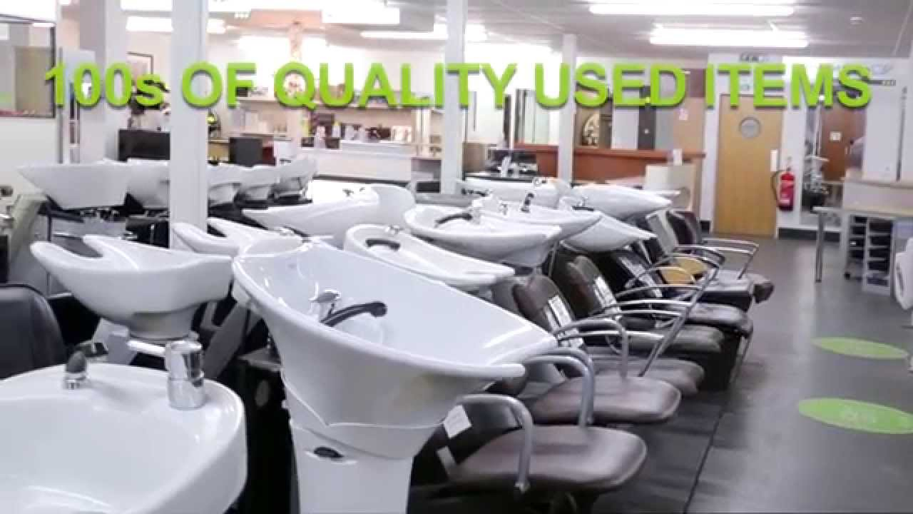 Salon Equipment Centre Showroom Youtube