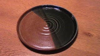 Easy Stoneware Dinner Plate Start to Finish