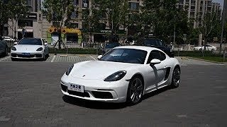 Porsche 718 Cayman GTS 2018 | First Impression