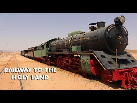 Chris Tarrant: Extreme Railway Journeys 'Railway To The Holy Land'