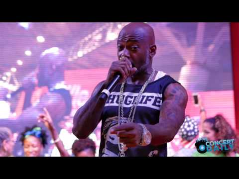 """ESSENCE FEST: Naughty By Nature performs """"Hip Hop Hooray"""" live at the McDonald's #365BlackEF booth"""