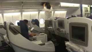 Flying China Eastern Business Class on Airbus A330-300 (Shanghai to Beijing)