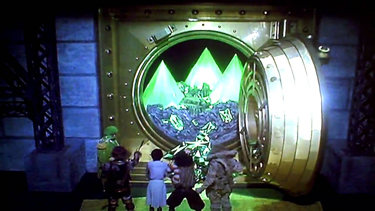 Image result for the wiz emerald city