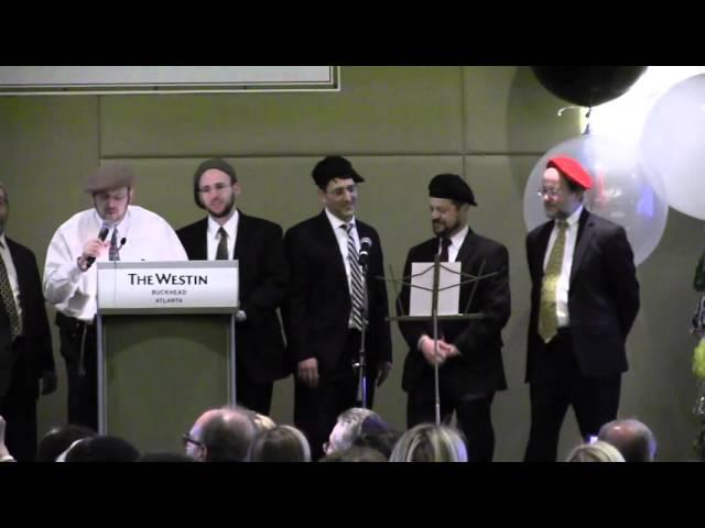 TR2016: Rabbis' song