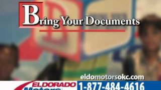 Buying a Car is as Easy as ABC at Eldorado Motors - We Finance Oklahomans Cars