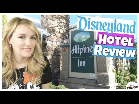 Alpine Inn || Budget Hotel Near Disneyland || Room Tour & Review