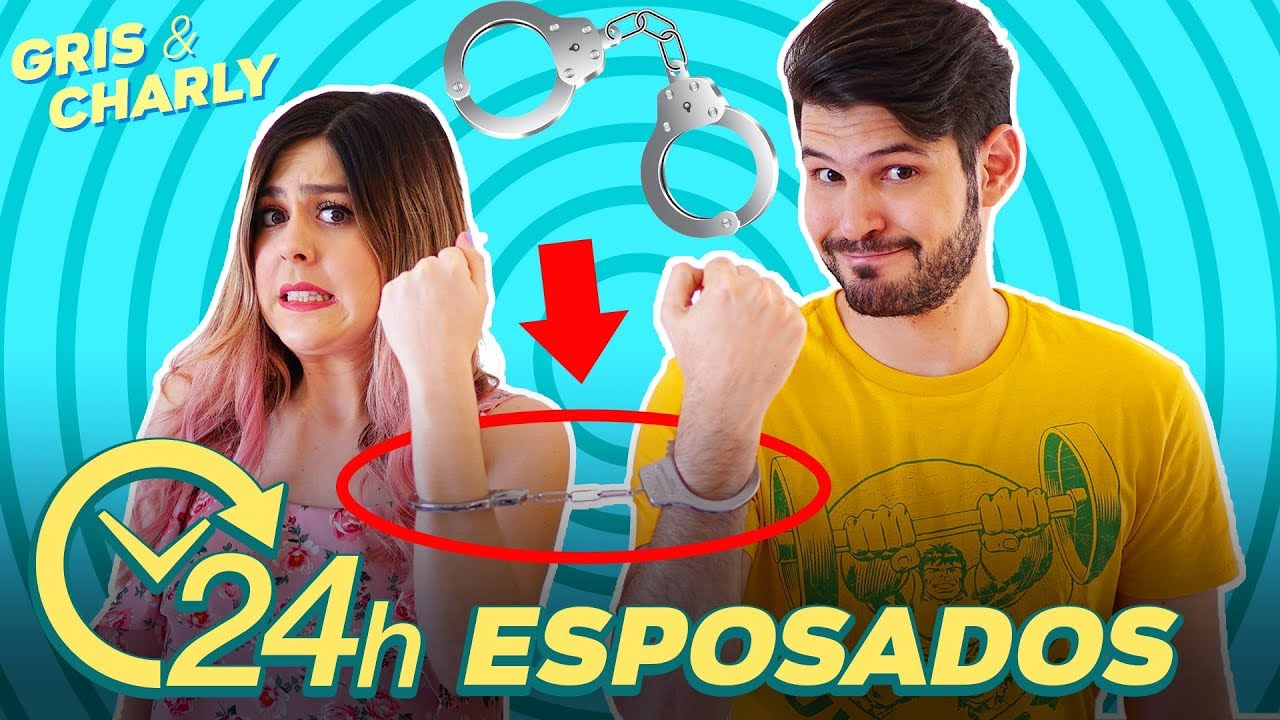 24 HORAS ESPOSADOS | GRIS Y CHARLY