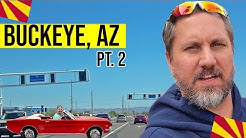Buckeye, Arizona: Historic Buckeye, AZ | Moving / Living in Phoenix, Arizona Suburbs (Pt. 2)