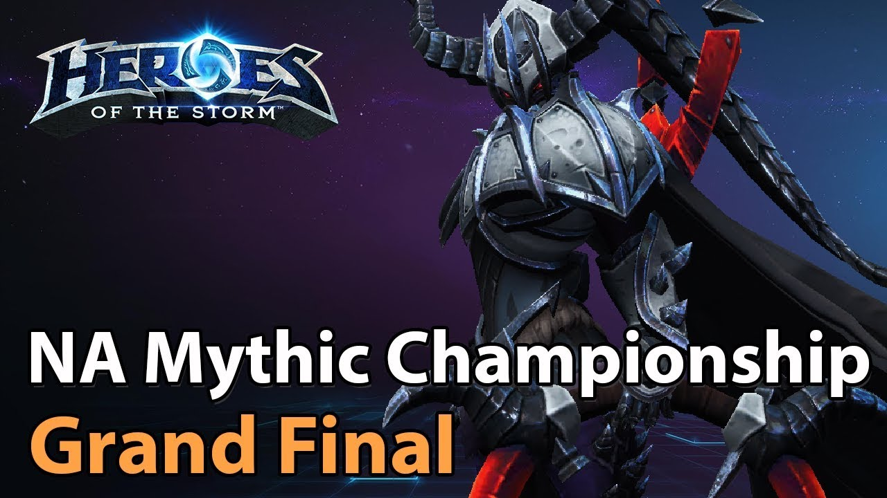 ► NA Mythical Championship - Grand Final - Heroes of the Storm Esports