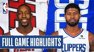 HEAT at CLIPPERS   FULL GAME HIGHLIGHTS   February 5, 2020