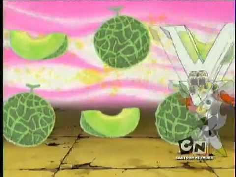 zatch bell- very melon