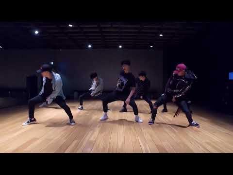 [mirrored] IKON - KILLING ME Dance Practice Video