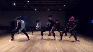 [mirrored] iKON - KILLING ME Dance Practice Video