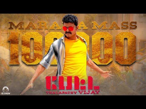 Marana Mass - Petta   Thalapathy Vijay Version   Josh Editz   TECrew