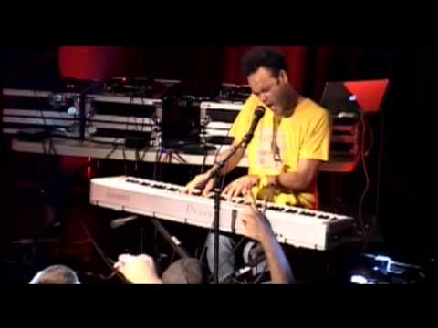 Louis Logic - Just A Friend (Biz Markie cover) - Live