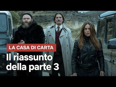 La Casa di Carta - Riassunto della terza stagione | Netflix Italia