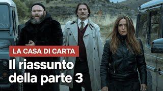 La Casa di Carta - Recap terza stagione