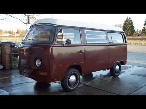 1970 Volkswagen Westfalia camper bus for Sale! - $2,950